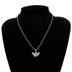 Angel Pendant Necklace Eco-Friendly Material