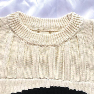 Thick Cotton Sweater