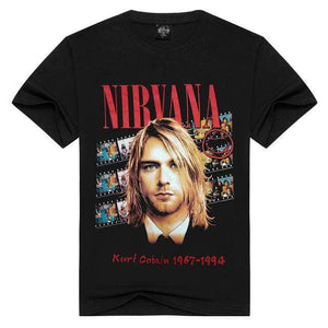 Nirvana (2 Different T-shirts)