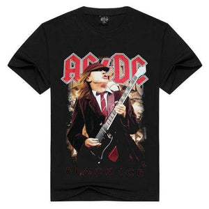 ACDC ( 6 Different T-shirts)