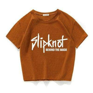 SlipKnot Short T-shirts
