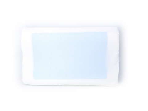 B-shaped Gel Memory foam Pillow