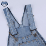 Salopette Bretelle Denim