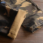 Salopette Camouflage Homme