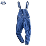 Salopette en Denim Homme