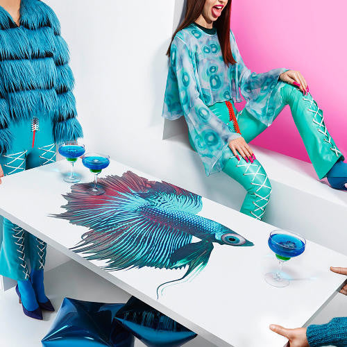 Ikea's First Collaboration With A Fashion Designer Is Seriously Wild