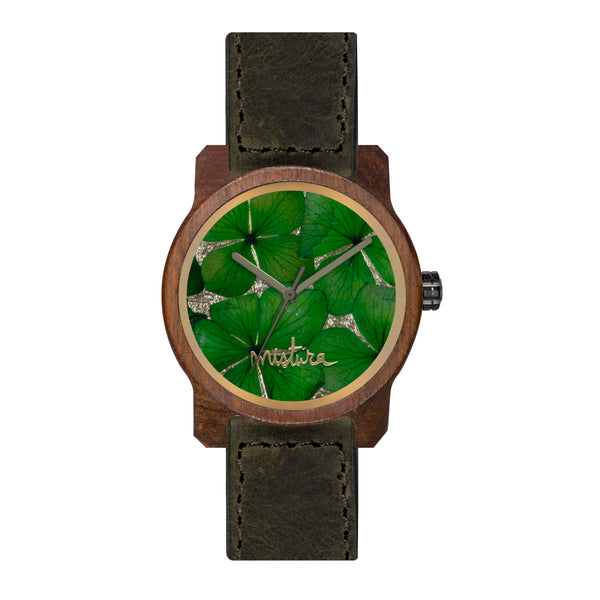Marco Floral Watch