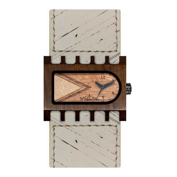 Ferro Wooden Watch