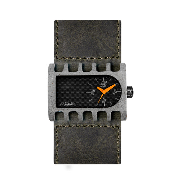 Infinite Swiss Wooden Watch