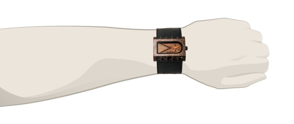 mens-watches-ferro-wood-watch