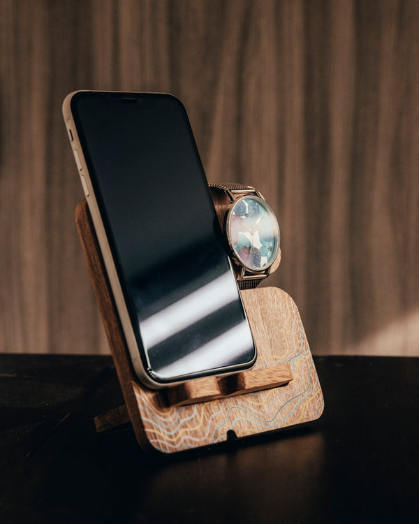 Mini phone dock