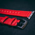 Mistura Watch / Apple Watch STRAPS  RED