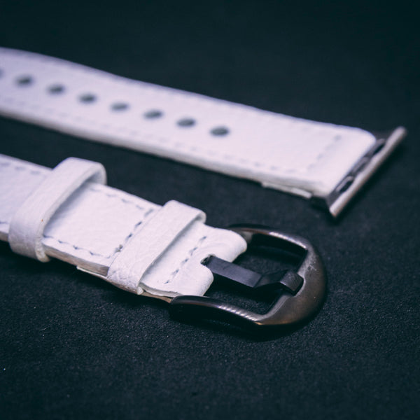 Mistura Watch / Apple Watch STRAPS  WHITE