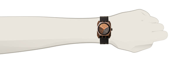 Volkano Wooden Watch