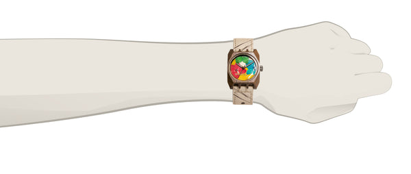 Volkano Floral Watch