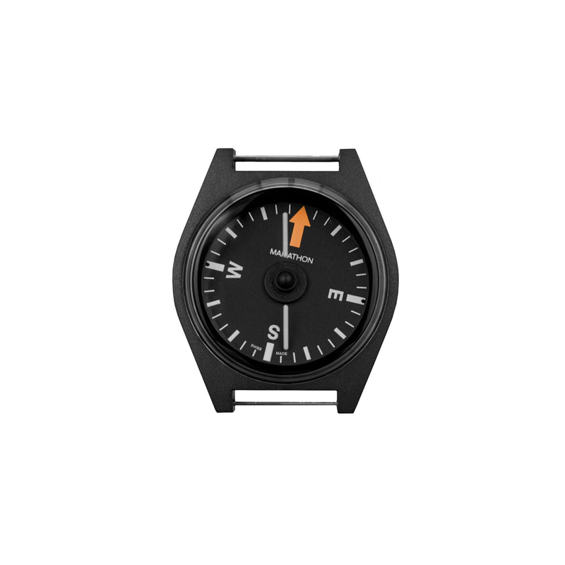 Unmounted Wrist Compass Glow in the Dark