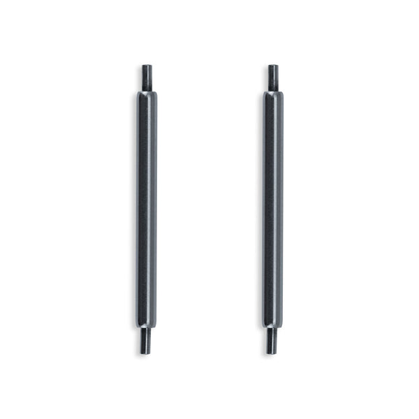 Swiss Made Shoulderless 316L Stainless Steel Spring Bars