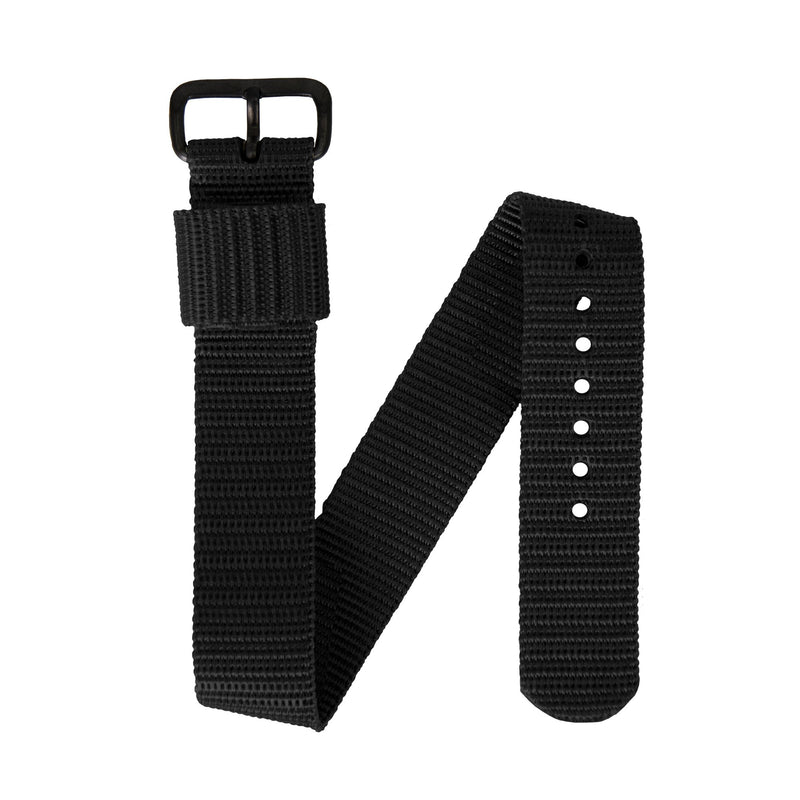 20mm Ballistic Nylon Watch Strap
