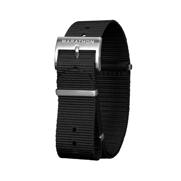 22mm Nylon Defence Standard Watch Strap - Stainless Steel Hardware