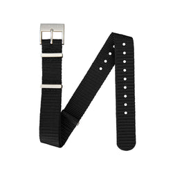 16mm Nylon Defence Standard Watch Strap - Stainless Steel Hardware