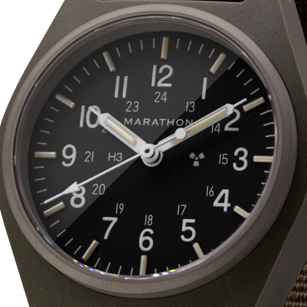 Sage Green General Purpose Mechanical (GPM) - 34mm