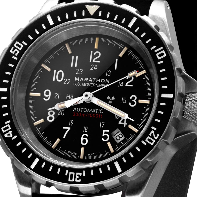 Large Diver's Automatic (GSAR) - 41mm
