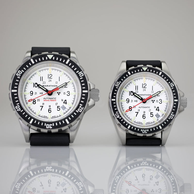 Arctic Edition Large Diver's Automatic (GSAR) - 41mm