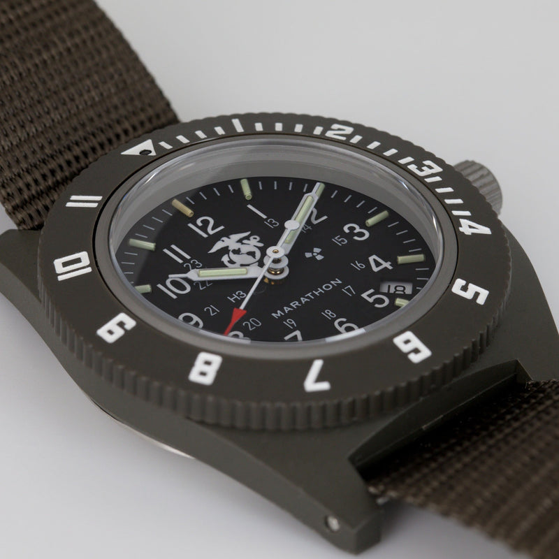 Sage Green Pilot's Navigator with Date - 41mm
