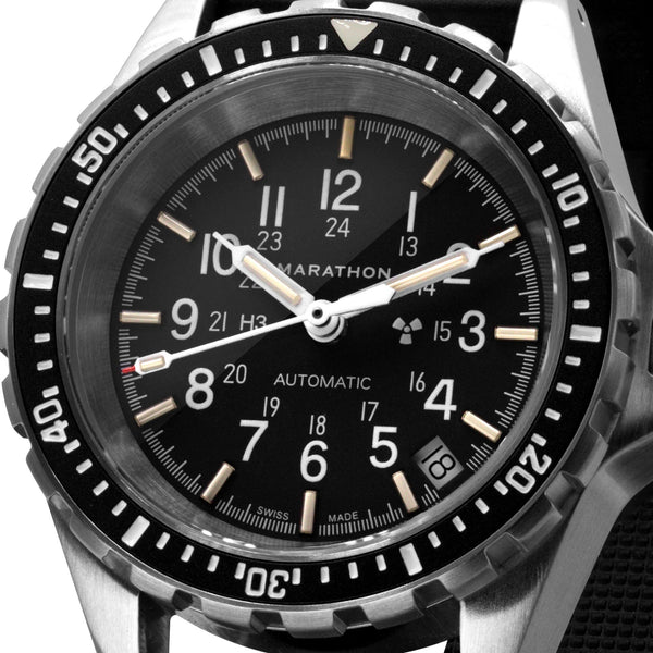 Medium Diver's Automatic (MSAR Auto) No Government Markings - 36mm - marathonwatch