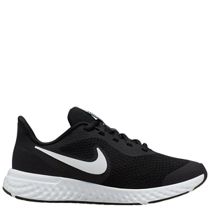 Kids Nike Revolution 5 GS Black/White