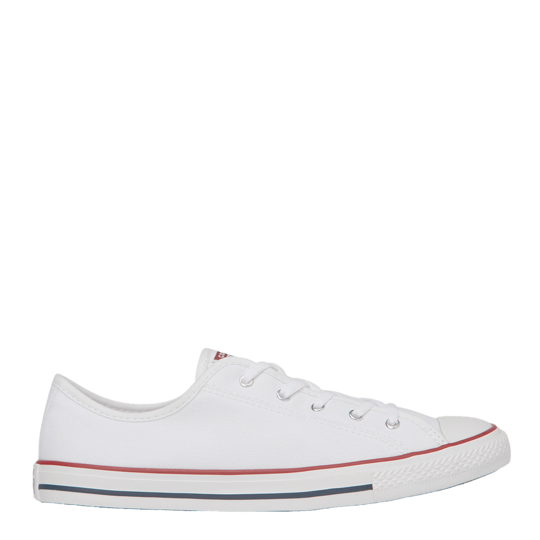 Womens Converse Dainty White/Red/Blue