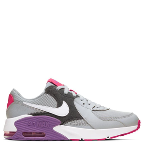 Kids Nike Air Max Excee GS Grey Fog/White Purple Nebula