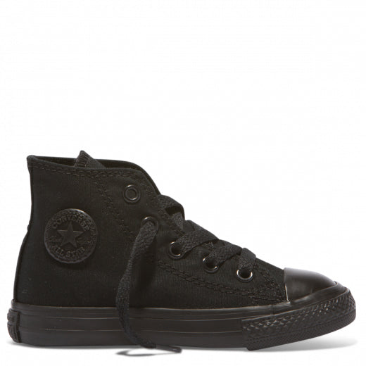Infant Converse Chuck Taylor All Star Canvas High Black