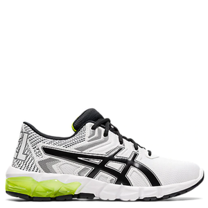Kids Asics Gel-Quantum 90 2 GS White/Lime Zest