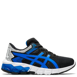 Kids Asics Gel-Quantum 90 2 PS Black/Electric Blue