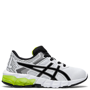 Kids Asics Gel-Quantum 90 2 PS White/Lime Zest