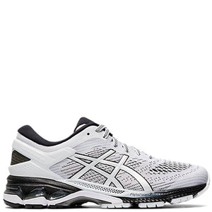 Womens Asics Gel Kayano 26 White/Black