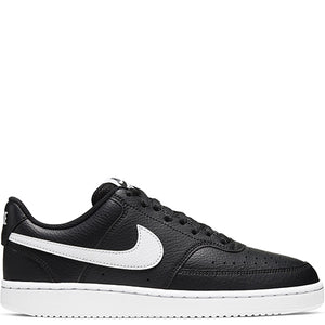 Womens Nike Court Vision Lo Black/White