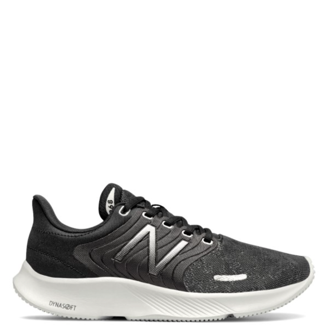 Womens New Balance W068LK Black/Grey