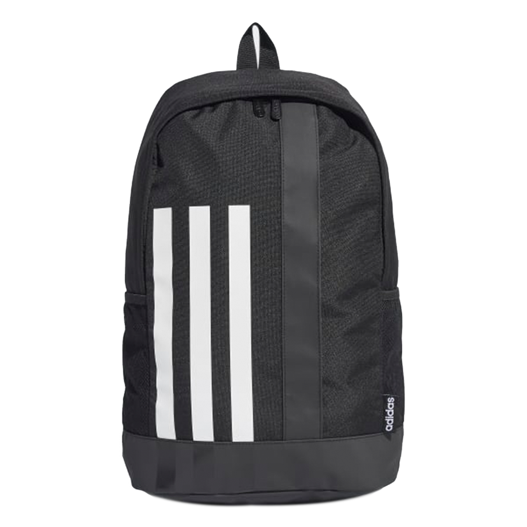 Adidas 3-Stripe Linear Backpack Black/White