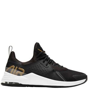 Womens Nike Air Max Bella TR 3 Black/Metallic Gold