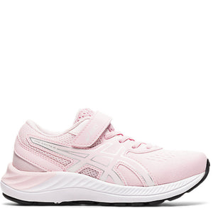 Kids Asics Pre Excite 8 PS Pink Salt/Pure Silver