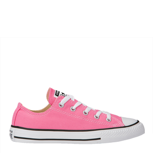 Youth Converse Chuck Taylor All Star Canvas Low Pink