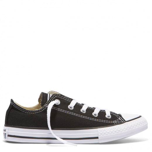 Unisex Converse Chuck Taylor All Star Canvas Low Black/White