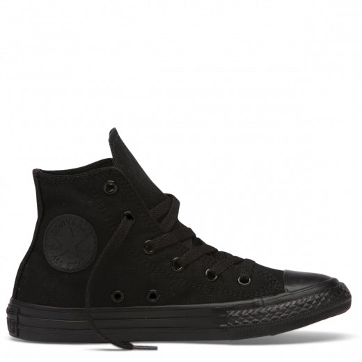 Youth Converse Chuck Taylor All Star Canvas High Black