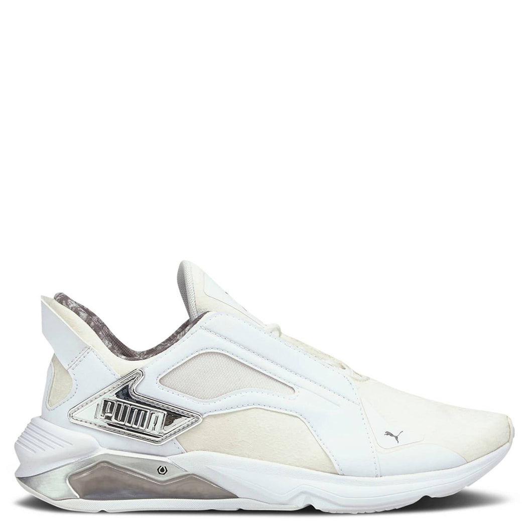 Womens Puma LQDCELL Method UNTMD White/Silver