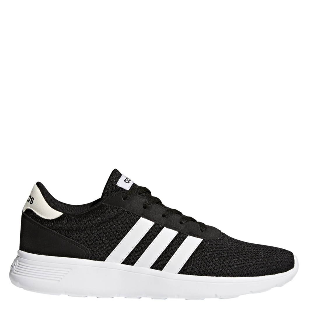 Mens Adidas Lite Racer Black/White