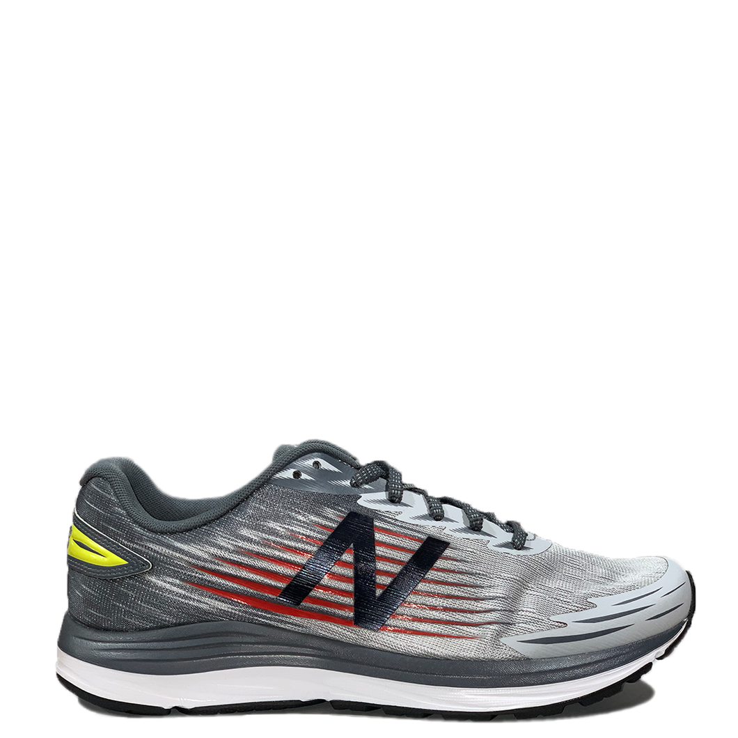 Mens New Balance MSYNCC1 (2E Wide) Grey/Red/White