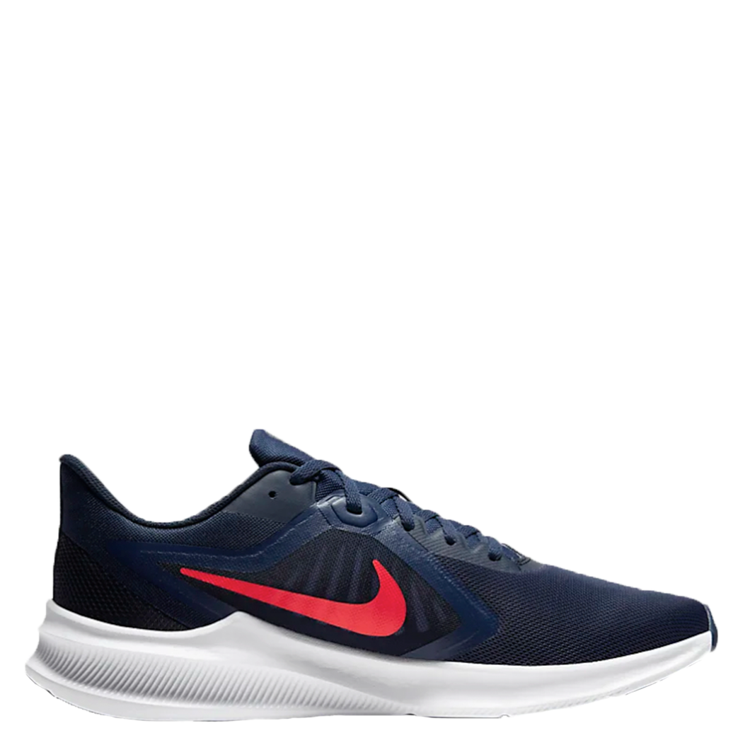 Mens Nike Downshifter 10 Navy/Crimson