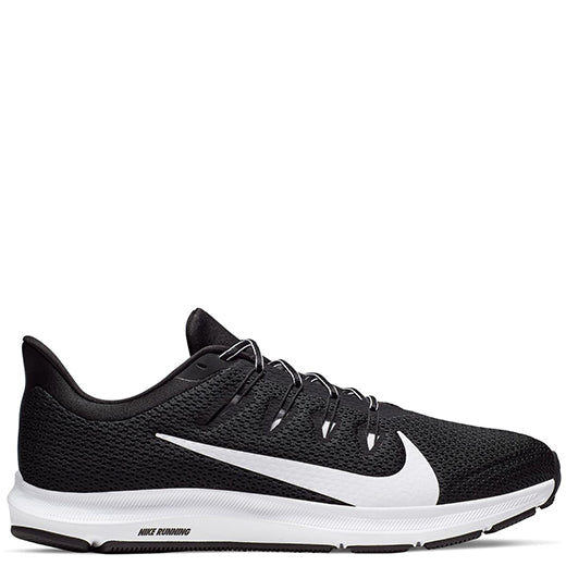 Mens Nike Quest 2 Black/White